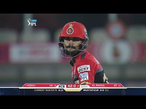 Virat Kohli Batting Highlights In Vivo IPL 2016