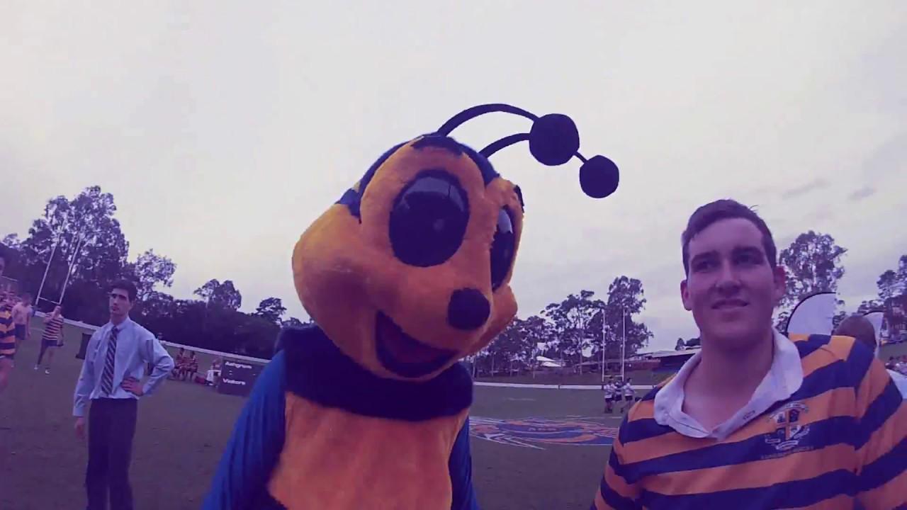 Marist College Ashgrove Swarm Round 6 Youtube