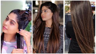 How to Get Silky, Smooth, Soft Hair   Get Damage free & Frizz Free Hair At Home
