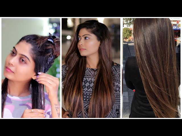 How to Get Silky, Smooth, Soft Hair | Get Damage free & Frizz Free Hair At Home
