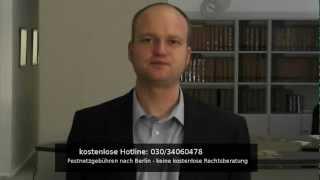 Gewerbeauskunft-Zentrale - Urteile und was man tun kann