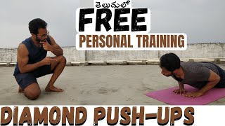 WATCH THIS if you do push-ups: FREE PERSONAL TRAINING!