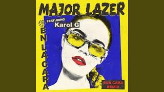 En La Cara Feat Karol G Sua Cara Remix