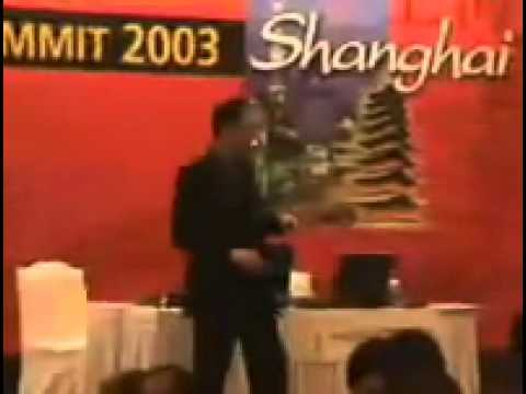 Future of Corporate Real Estate - Trends - Corenet Global Summit 2003 Shanghai China - Dr Patrick Di