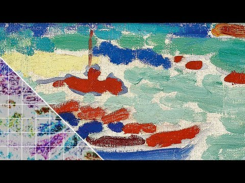Anatomy of an Artwork: 'Bateaux à Collioure' by André Derain