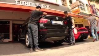 BMW E71 X6 LED Light upgrade!