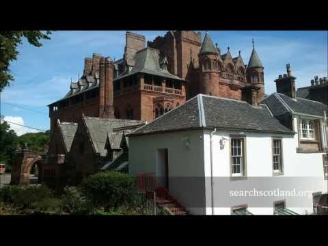 History of Mount Stuart house and family