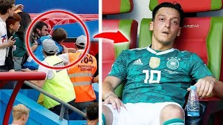 MÜSLÜMAN FUTBOLCULARA YAPILAN 10 Irkçı Saldırı ( Muhammed Salah, Mesut Özil vs. )