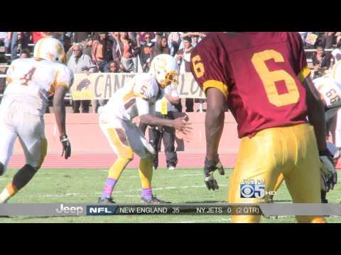 San Francisco AAA Football Championship, Lincoln vs Mission 11-22-2012