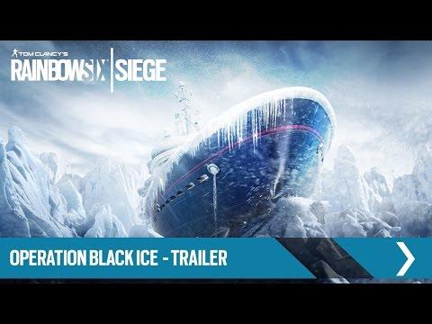 Rainbow Six Siege《虹彩六號:圍攻行動》黑冰行動 / Operation Black Ice [中文字幕] - Ubisoft SEA