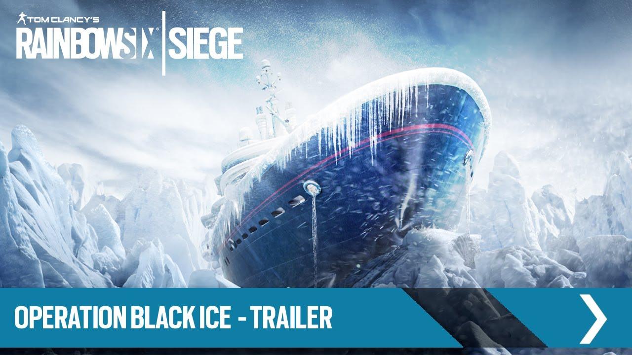 Rainbow Six Siege《虹彩六號:圍攻行動》黑冰行動 / Operation Black Ice [中文字幕] - Ubisoft SEA - YouTube