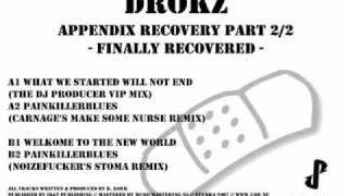 Drokz - What We Started Will Not End (The DJ Producer VIP mix)