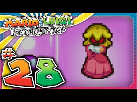 Mario and Luigi: Partners In Time - Part 28: KYLIE KOOPA TO THE RESCUE!