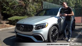 Review: 2018 Mercedes-AMG GLC63