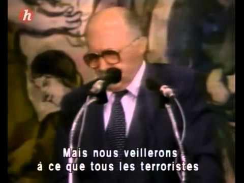 Histoire de la Palestine (1950-1991) Complet (Israel Gaza Cisjordanie) Film - Documentaire