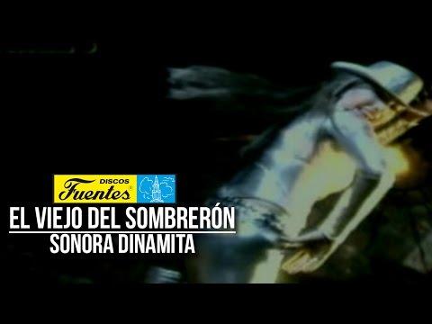 El Viejo Del Sombreron - La Sonora Dinamita (Video Oficial) / Discos Fuentes