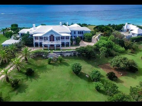 Stately Waterfront Residence in Hamilton, Bermuda