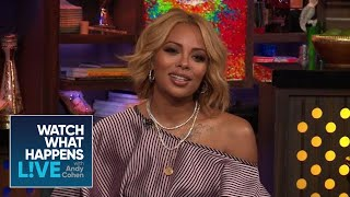 Eva Marcille And Shannon Beador's Chat At Andy Cohen