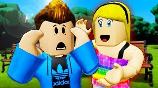 He Dated The WORST Girl in Roblox! A Roblox Movie
