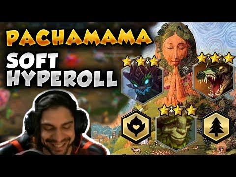 LA PACHAMAMA Soft Hyper Roll De Bosques Druidas   Composición TFT   Teamfight Tactics LOL Español