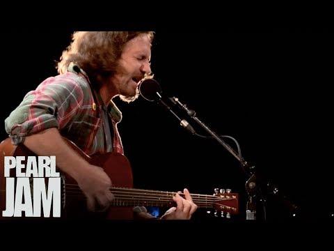 """""""Far Behind"""" (Live) - Eddie Vedder  - Water on the Road"""
