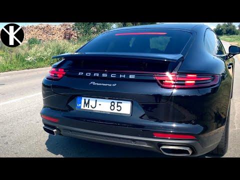 НОВЫЙ Porsche Panamera или ИДЕАЛЬНЫЙ автомобиль