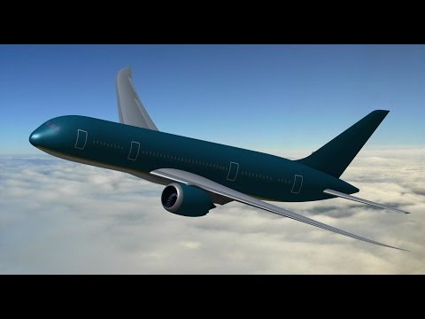 Catia V5- Tutorial : How to design An Aircraft on Catia- Boeing 787- Part 1