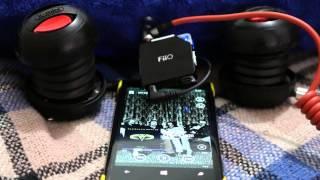 amplificador fiio