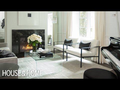 Interior Design — Classic To Contemporary Makeover