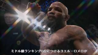 【UFC】今週のイチオシKO:ヨエル・ロメロ vs. リョート・マチダ