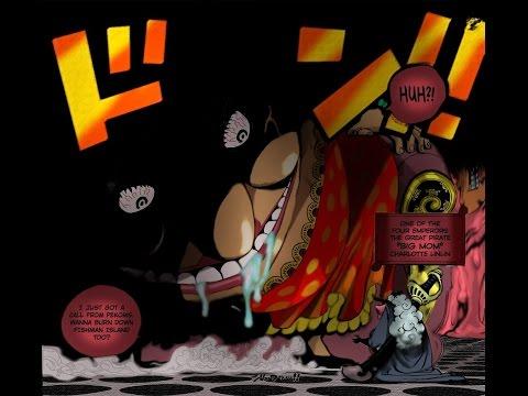 Big Mom, La Strega della Vita | One Piece Teorie | Ch. 802+