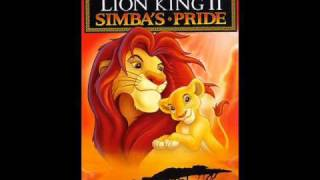 The Lion King 2-He Lives In You(Tina Turner) w/download link
