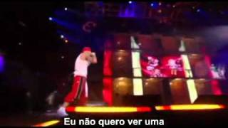 Eminem   Ass Like That LIVE zuando Mariah Carey LEGENDADO PT BR