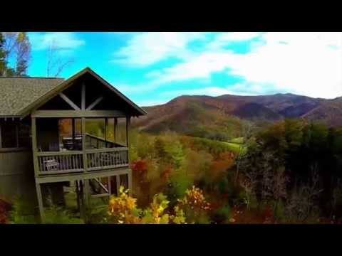 All About The View Mountain Cabin in Blue Ridge, GA
