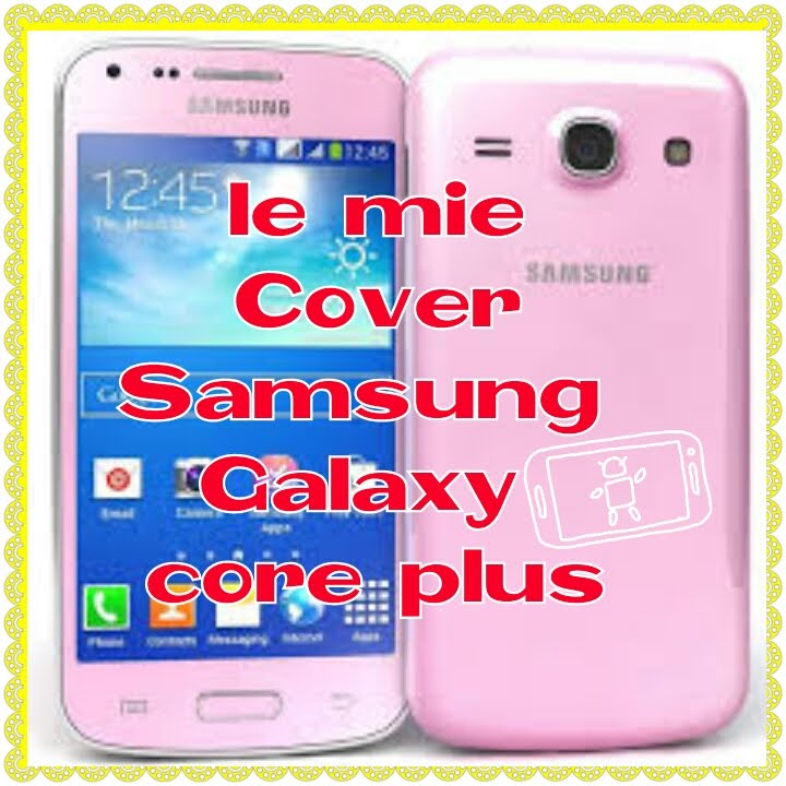 custodia samsung core plus