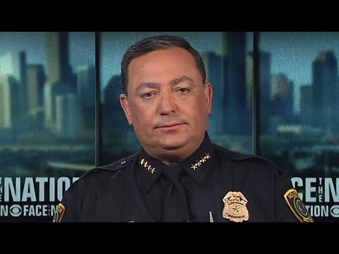 Houston Police Chief Art Acevedo: Too many officials only