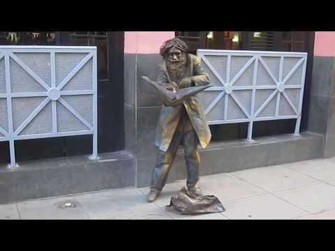 The Living Statue - Old Havana