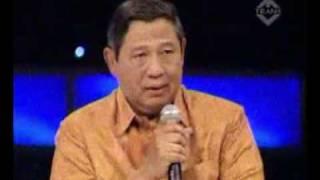 Susilo Bambang Yudhoyono capres bicara 2009 part 8