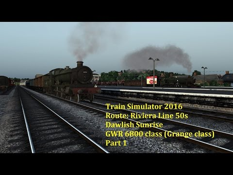 TS16 Grange Dawlish Sunrise Part 1