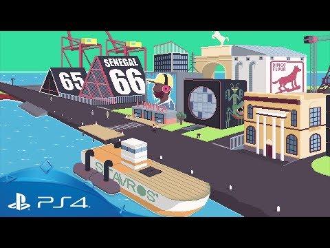 Desert Child   Official Launch Trailer   PS4 thumbnail