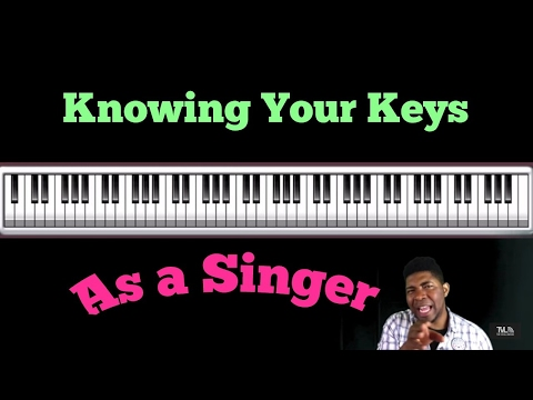 Knowing Your Keys | PIANO KNOWLEDGE FOR SINGERS Pt 1 -  Singing Lessons