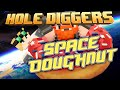 Minecraft - Giant Space Doughnut - Hole Diggers 34