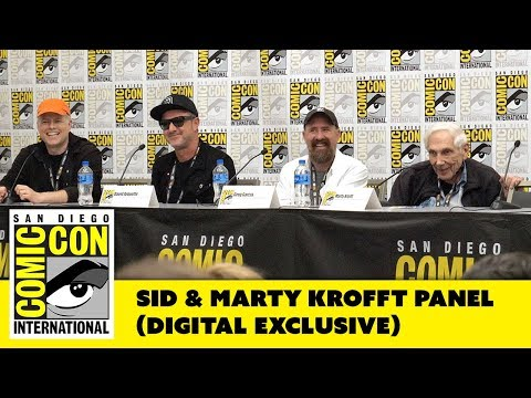 Comic-Con 2019 Full Panel - Sid & Marty Krofft (Digital Exclusive)