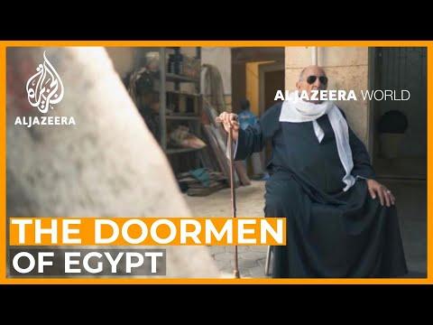 The Doormen of Egypt   Al Jazeera World