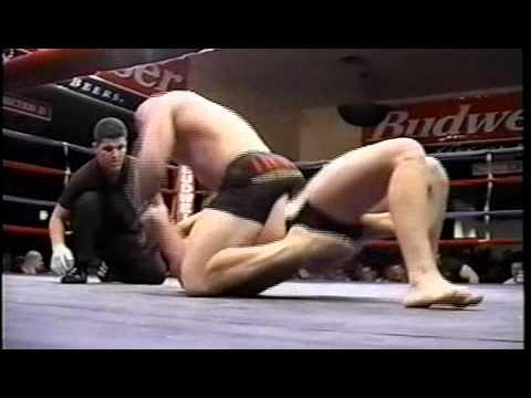 UFC Veterans Jeff Monson vs Bob Gilstrap MMA Fight