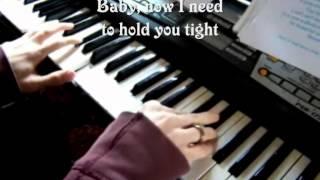 Shayne Ward - No Promises Piano Cover
