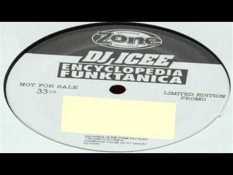 DJ Icee - Encyclopedia Funktanica [Zone Records] {1994}