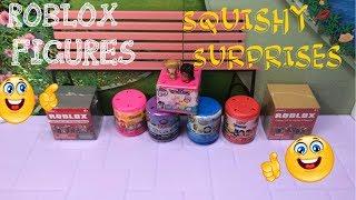 Opening Mashems/Fashems/Roblox mystery surprise box