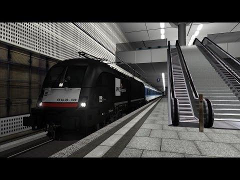 IR Taurus ES64 U2 von Berlin - Wittenberg, RailWorks, TS 2014