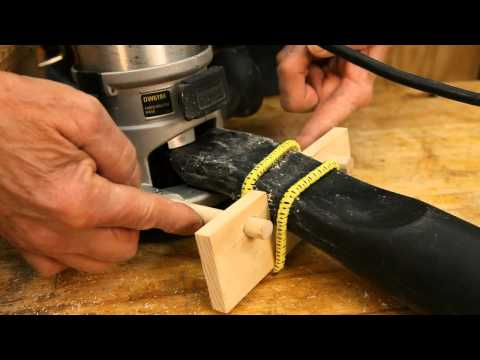 How to Make a Custom Dust Collector for a Router